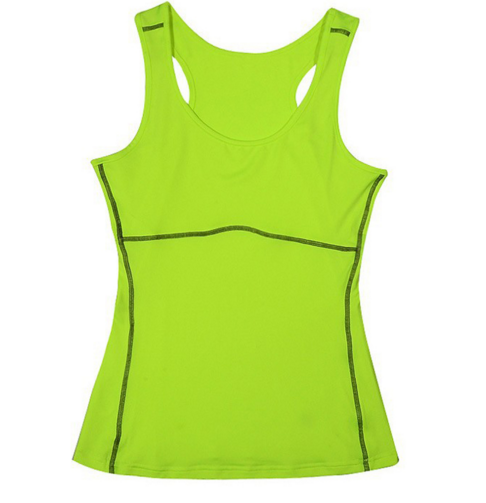 P31 Womens Yoga Sleeveles T-shirt