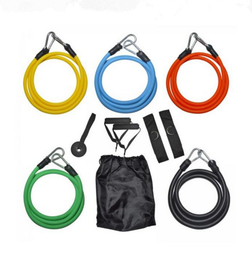 Yoga Crossfit Fitness Tubes Pull Rope