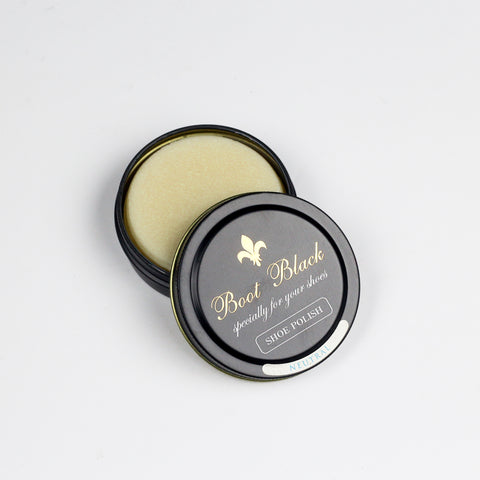 Boot Black Shoe Wax Polish