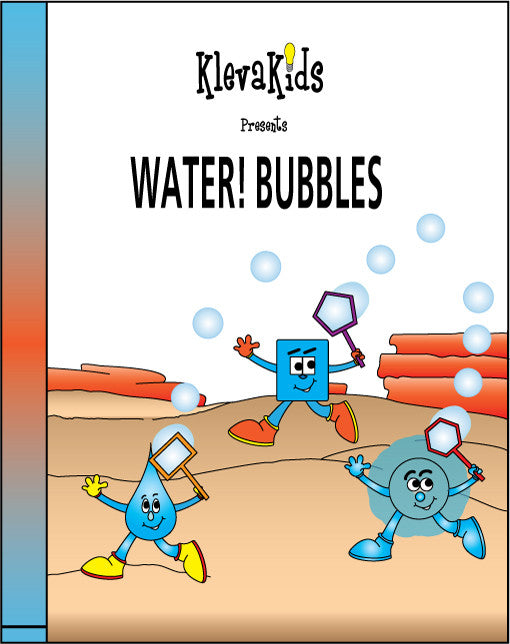 Water! Bubbles