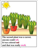 Dialogic Plants! Carrots