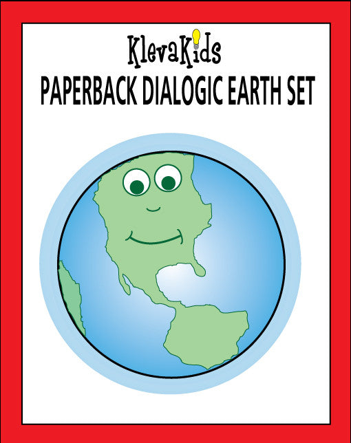 Paperback Dialogic Earth Set