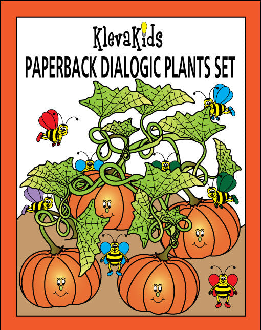 Paperback Dialogic Plants Set