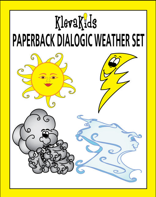 Paperback Dialogic Weather Set