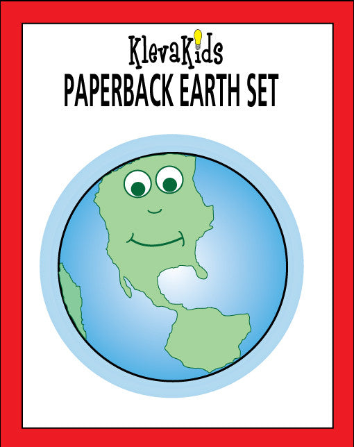 Paperback Earth Set