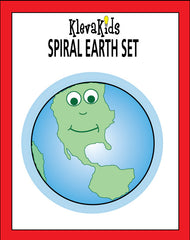 Spiral Earth Set