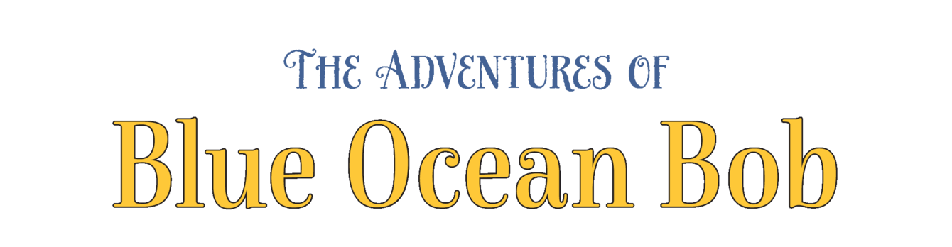Blue Ocean Bob Books