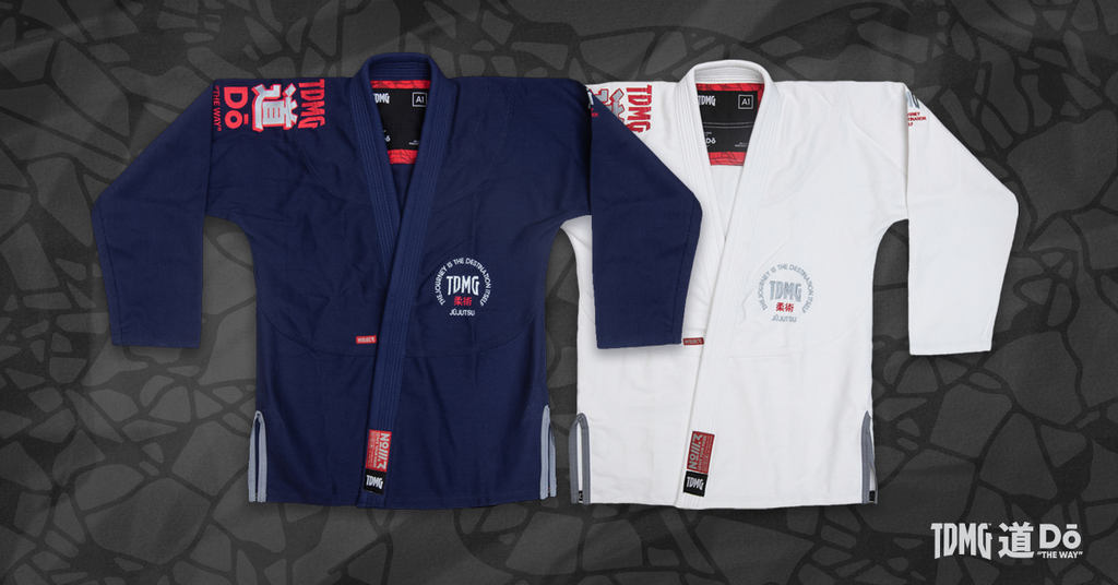 "A TDMG bemutatja: ""The Way"" BJJ Gi"