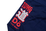 TDMG THE WAY BJJ GI NAVY - TDMG