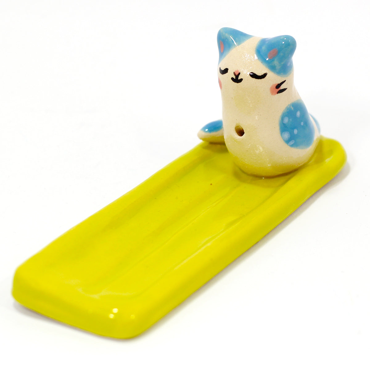 Ceramic Kitty Planter #790 - L