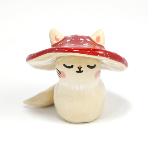 Ceramic Kitty Planter #24  - XXL