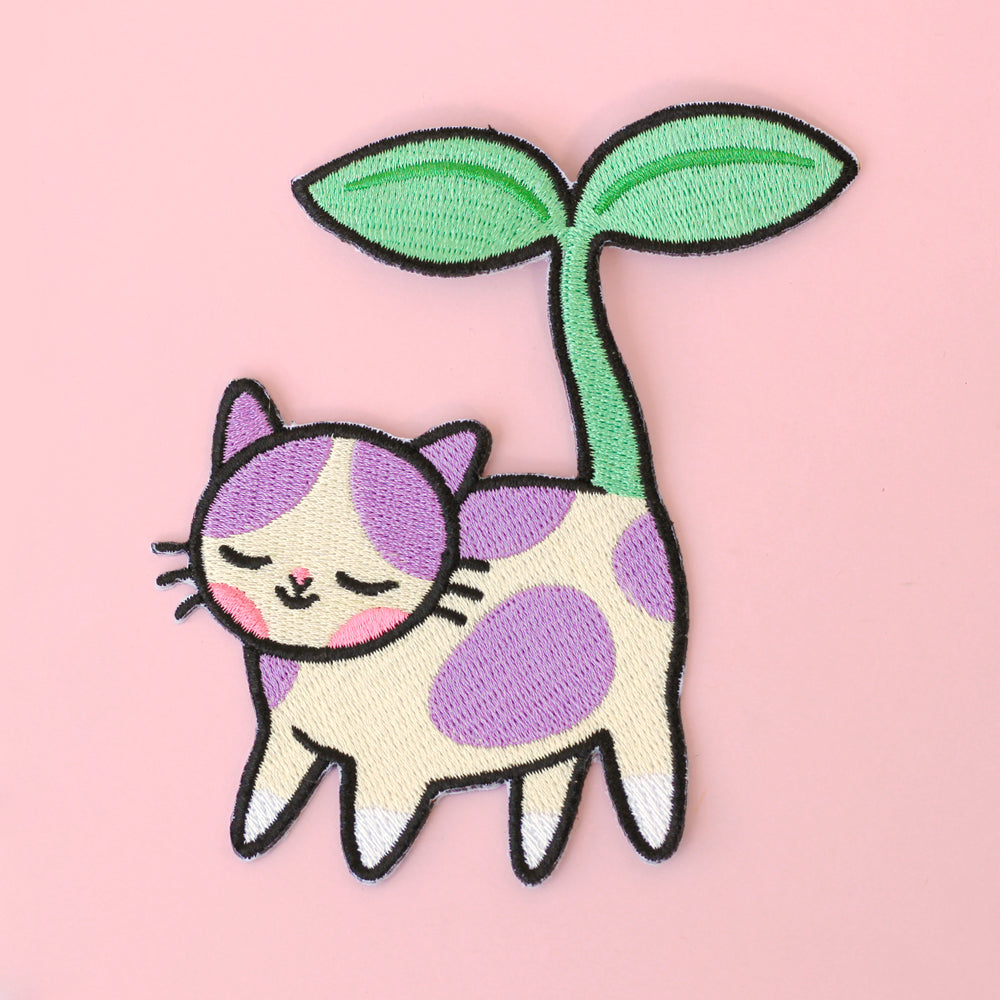 Plant Kitty Patch