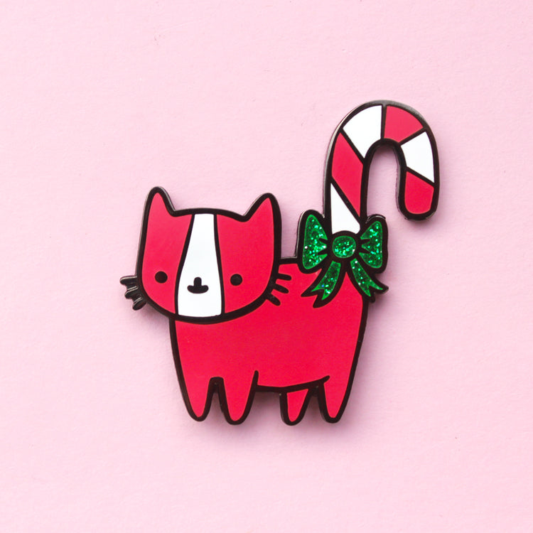 B-Grade Candy Cat Pin - SALE
