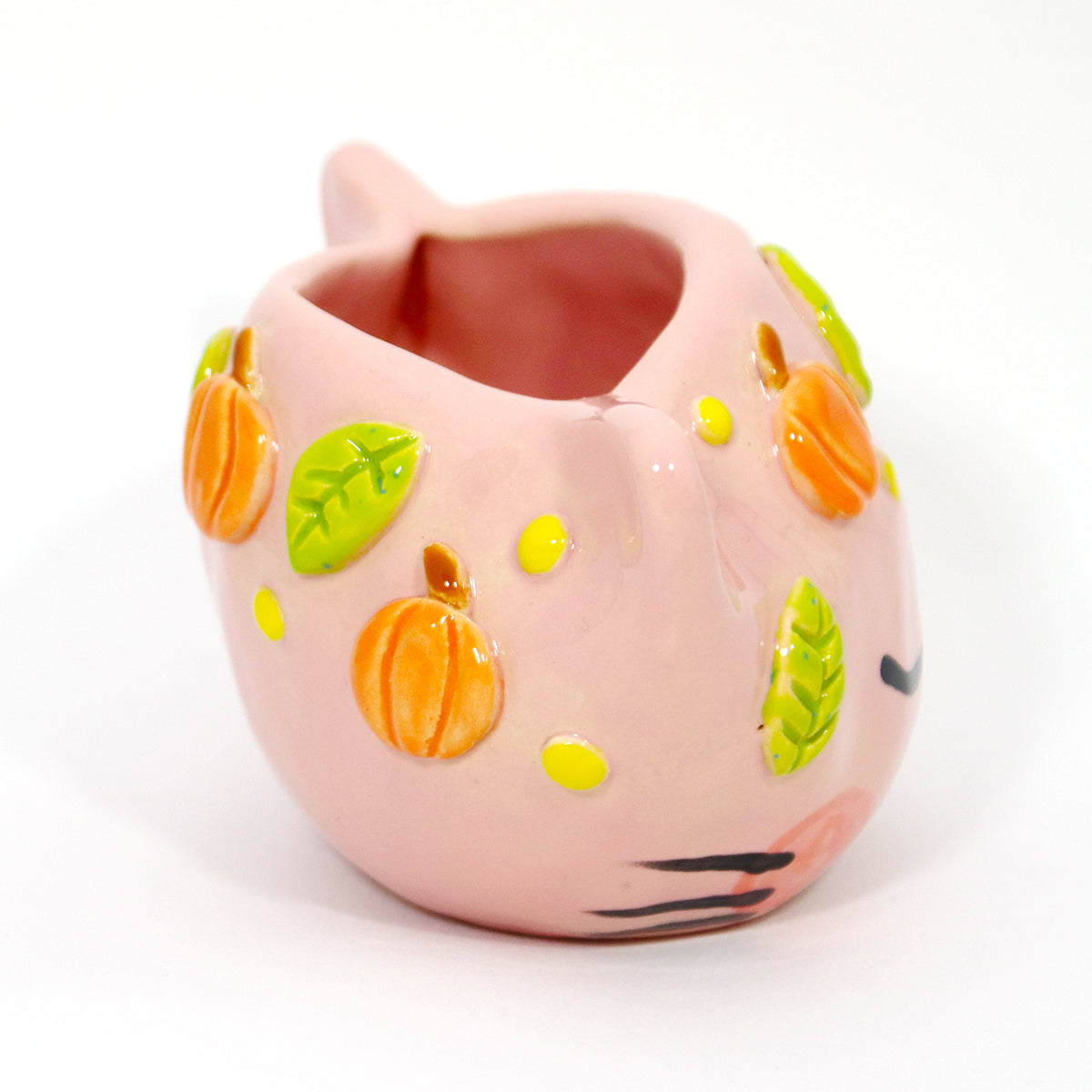 Ceramic Kitty Planter #1200 - S