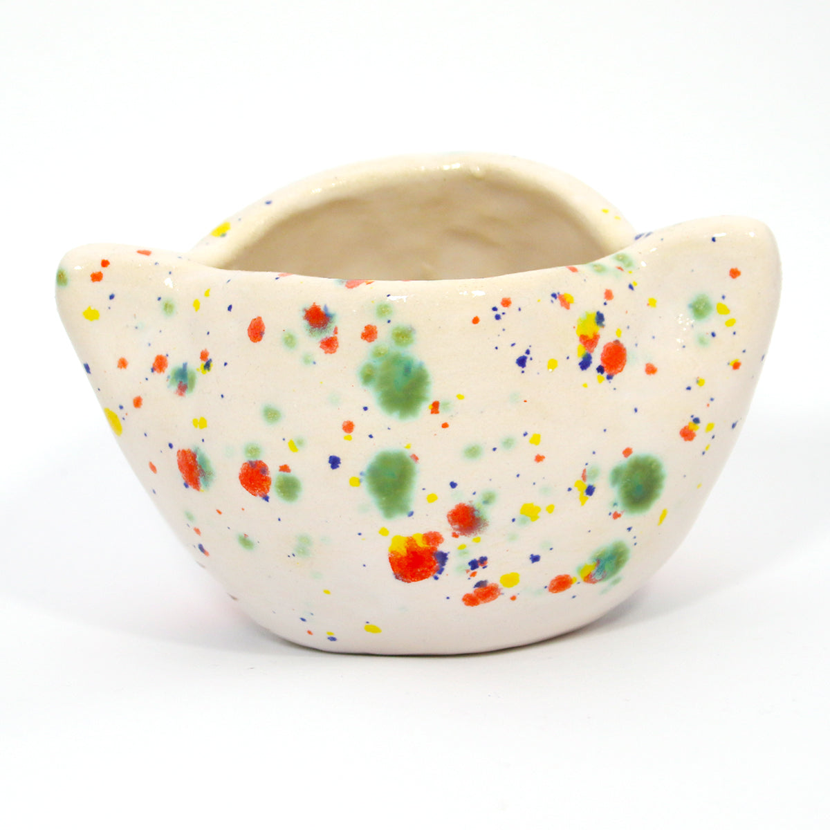 Ceramic Kitty Planter #1050 - S