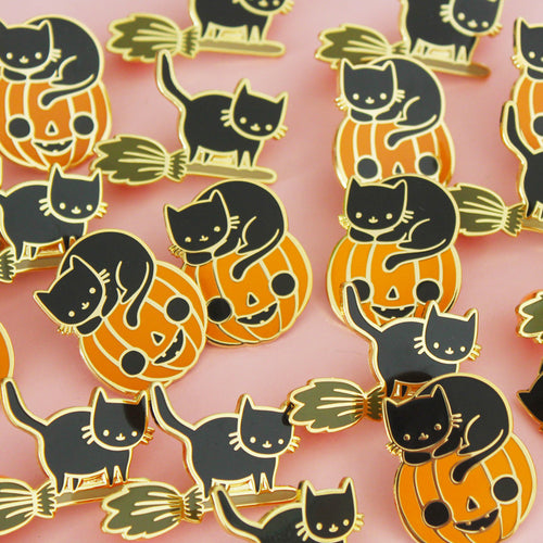 HALLOWEEN PINS SECONDS SALE