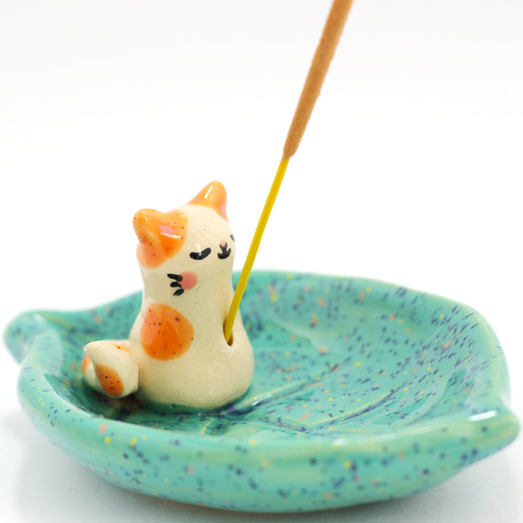 Ceramic Kitty Planter #539 - XXL