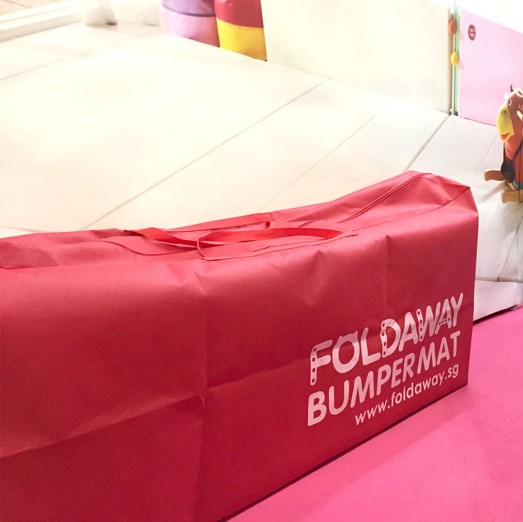 FOLDAWAY BUMPERMAT TRAVEL MAT