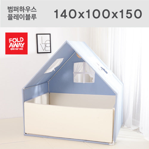 Foldaway Playhouse (Blue)