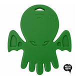 Helles Teeth Cthulhu Teether (Deep Green)