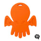 Helles Teeth Cthulhu Teether (Worm Orange) - Merrybubs
