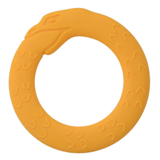 Helles Teeth Serpent Teether (Asgard Gold)