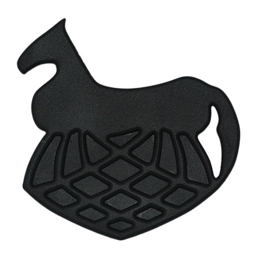 Helles Teeth Odin's Steed Teether (Raven Black)