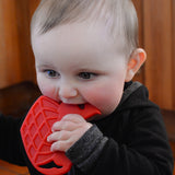 Helles Teeth Odin's Steed Teether (Norwegian Red)