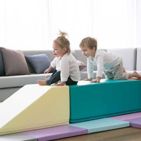 Foldaway Step and Slide Play Set