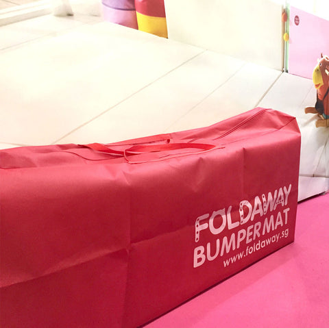Foldaway Bumper Mat Travel Bag