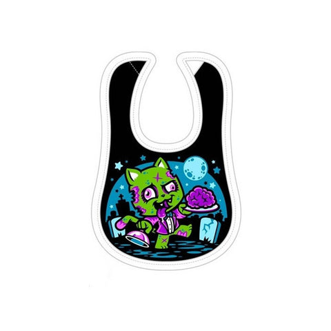 Fresh Baked Kittens Baby Bib (Brain Food)