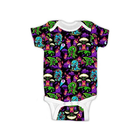 Fresh Baked Kittens Onesie (Meltdown)