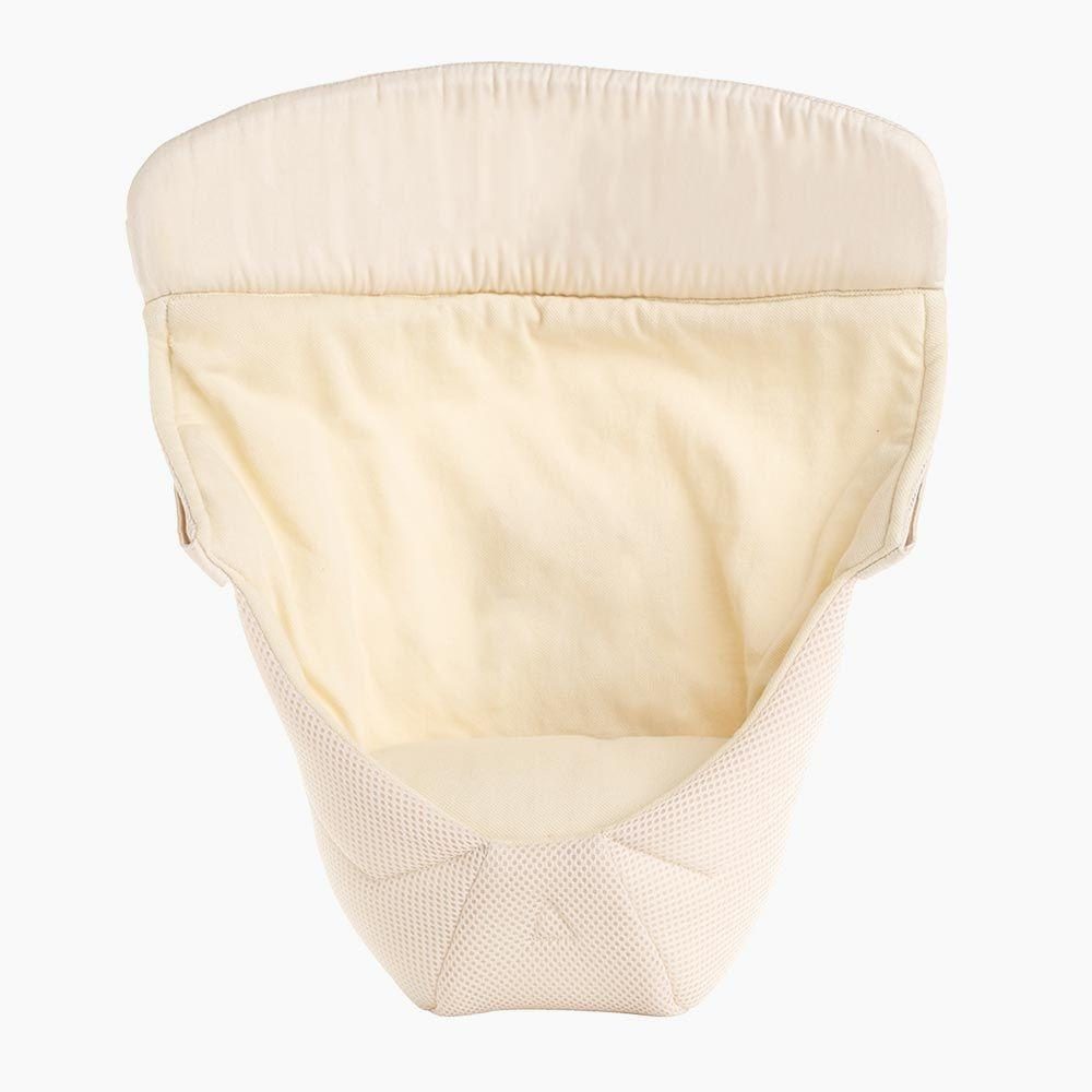 Ergobaby Easy Snug Infant Insert - Cool Air Mesh (Natural)