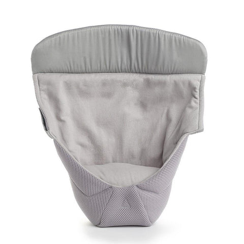 Ergobaby Easy Snug Infant Insert - Cool Air Mesh (Grey)