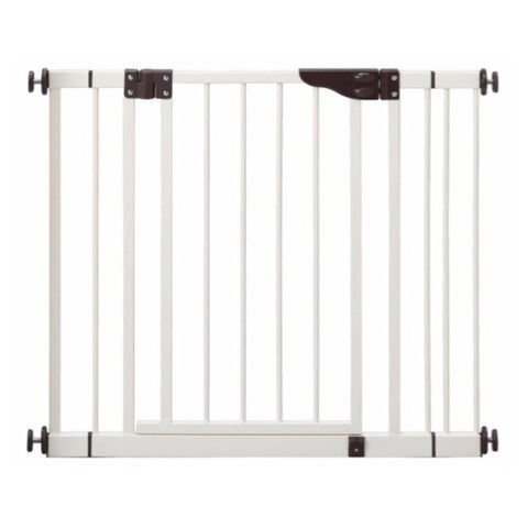 Nihon Ikuji Metal Safety Gate (Wide Version)