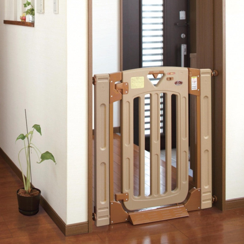 Nihon Ikuji Smart Gate II - Plastic Safety Gate