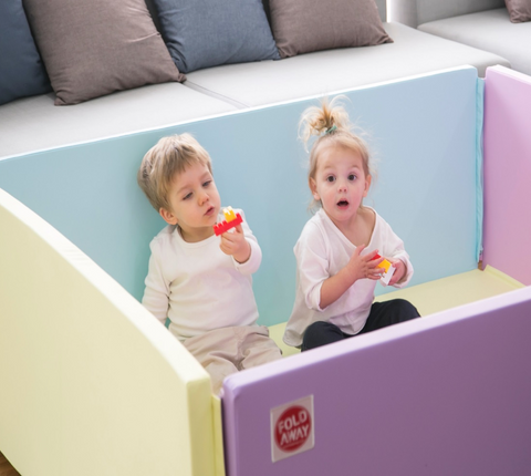Foldaway Bumper Mat (1 week/ party hire)