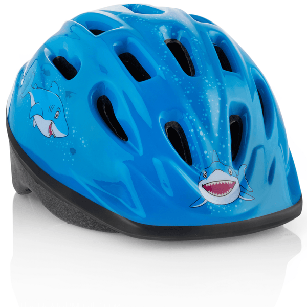 FunWave: Kids Helmet (Blue Shark)