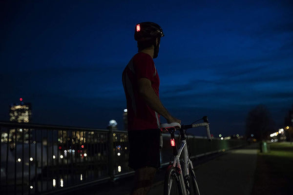 LED Safety Light - Nighttime Visibility for Cyclists, Runners, Kids, Dogs - Clip to Clothes, Strap to Bike, Helmet, Wrist, Ankle, Collar, or Just About Anywhere!