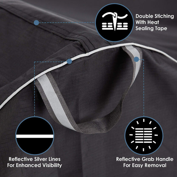 Bike Cover - Size XXL: for 3 bikes