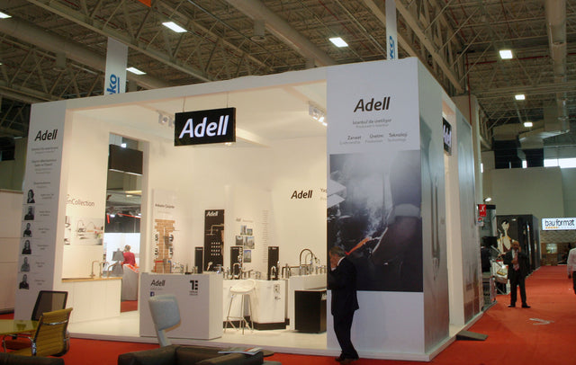 ADELL FAUCET PARTICIPATED IN TURKEY BUILD EXHIBITION 2016