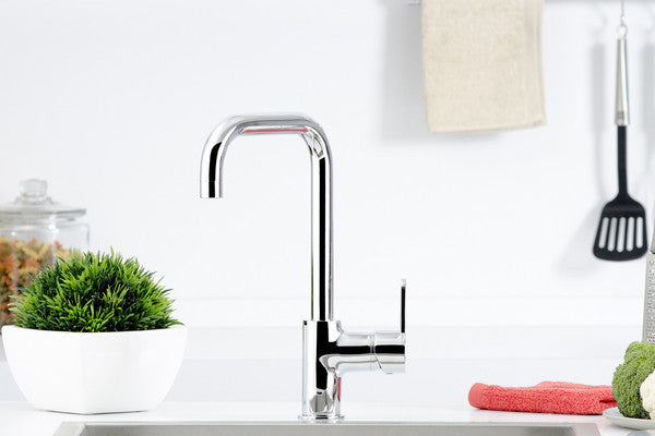 Lento Kitchen Faucet Swivel Spout