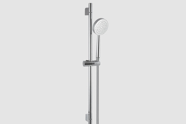 Slim Sliding Shower Set