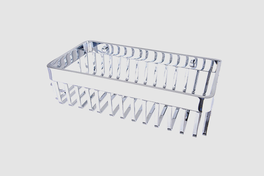 Hotel Wire Soap Basket Chrome Plt. 20cm