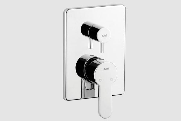 Control Unit for Concealed Bath Mixer