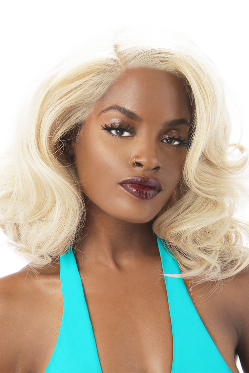 Marilyn Monroe Platinum Blonde Wig