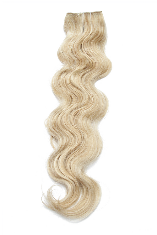 Blonde Body Wave Hair Extensions