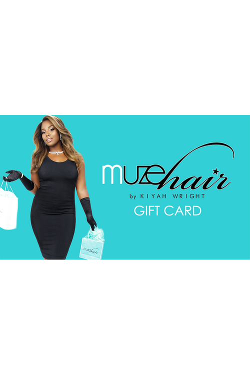Muze Hair Gift Card