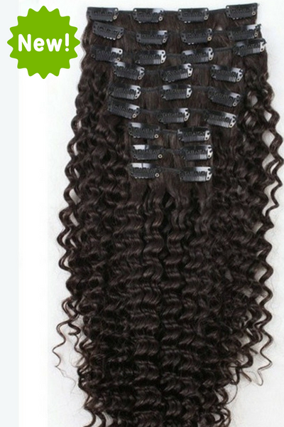Curly Clip Ins