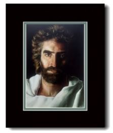 Double framed Prince of Peace